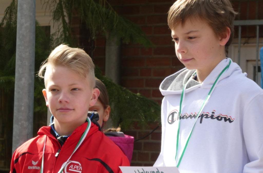 49. Schülerwaldlauf DJK VFL Forstwald 24. März