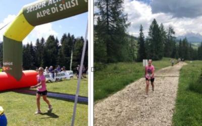 Seiseralm Halbmarathon 7. Juli