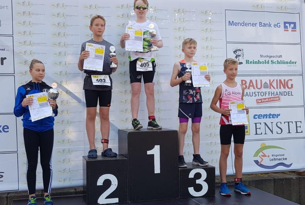 Cross-Triathlon Menden, 31. August