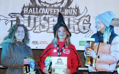 Helloween-Run Duisburg 31. Oktober