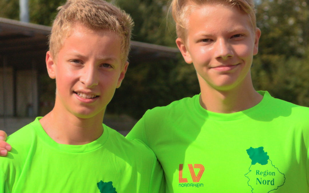 Einladungswettkampf Talentteam Region Nord – Wesel 29.08.2020