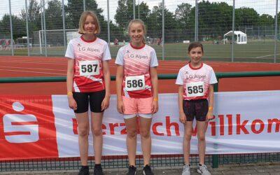 50 Jahre Golden Moments SV Sonsbeck Leichtathletik,     19. 06.2021