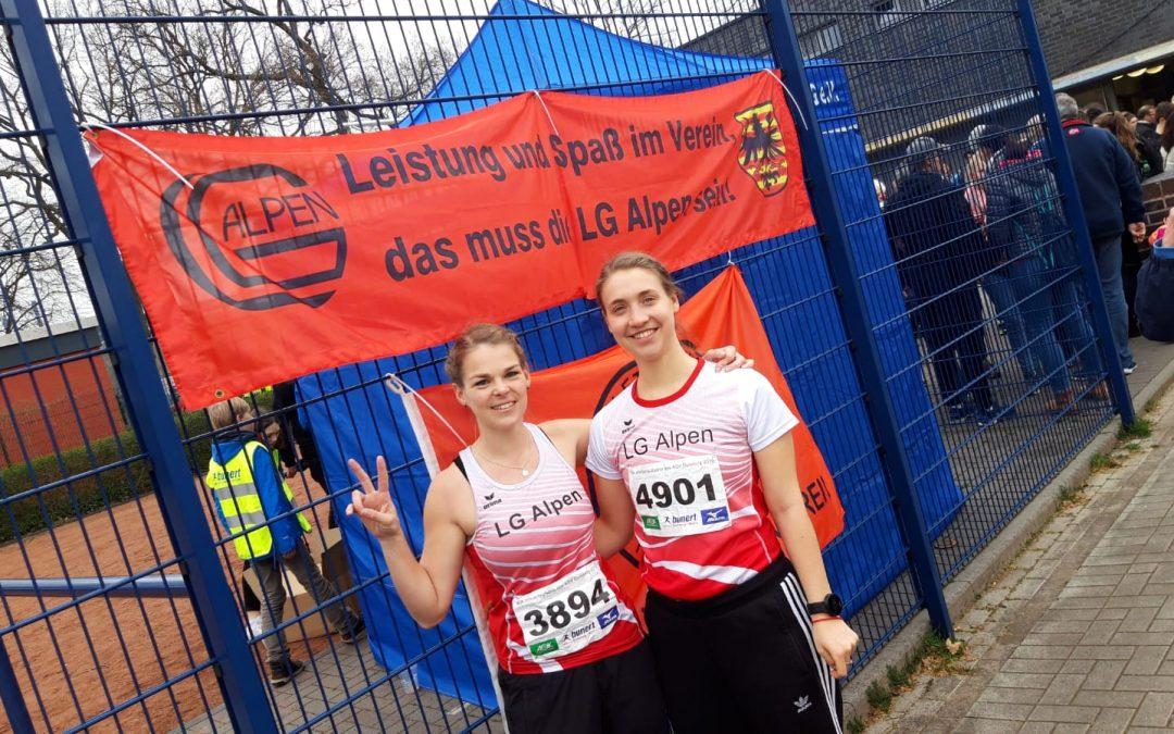 Winterlaufserie Duisburg. 3. Lauf und Serienwertung