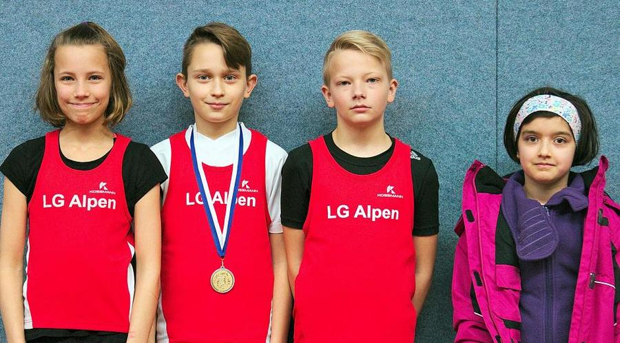 Alpener Talente landen ganz vorne