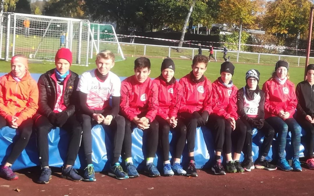Martinscross Krefeld, 10. November