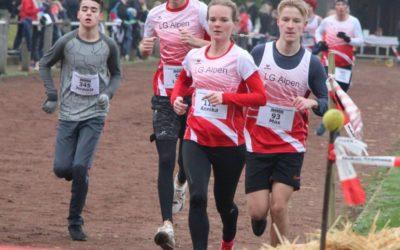 Crosslauf mit Regionsmeisterschaft Xanten,26.01.2020