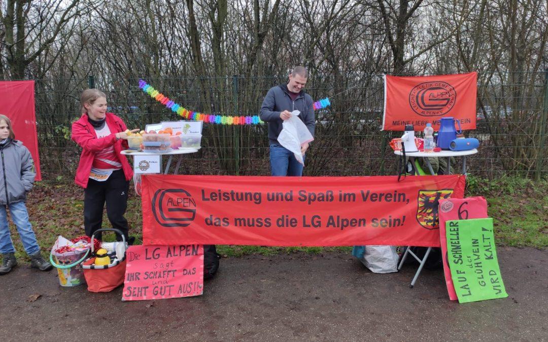 1. Hülskens Marathon Wesel, 5. 01. 2020