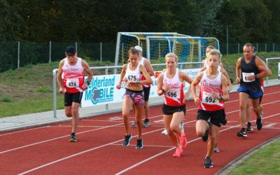 1. LG-Alpener Trainingswettlauf 02.09.2020