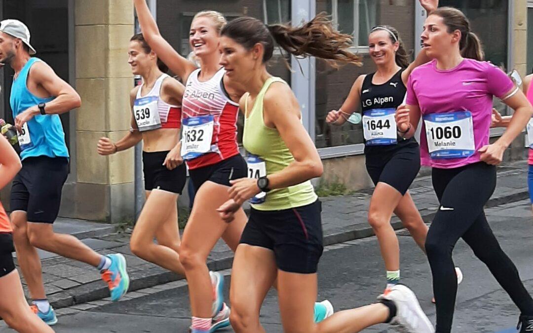 Münster Marathon, 12.09.2021